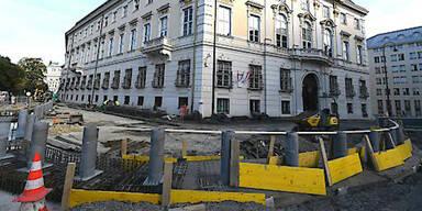 Anti-Terror-Maßnahmen: Wien errichtet Poller