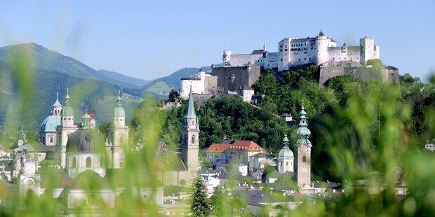 Sex-Strolch treibt sein Unwesen in Salzburg