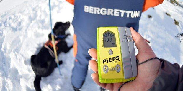 Gerettete Schneeschuhwanderer drohten Helfern mit Klage