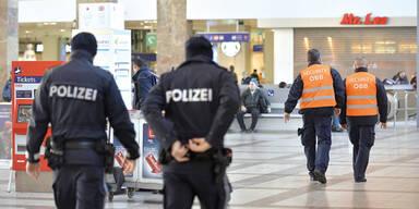 Polizei Westbahnhof
