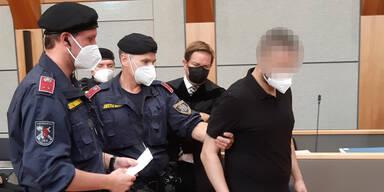 Nach Horror-Tat: Ehemann vor Gericht geständig