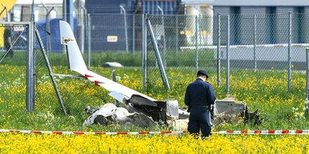 Flugzeug-Absturz: Rätsel um Ursache
