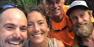 Wanderin überlebte 2 Wochen in der Wildnis