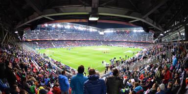 Red Bull Stadion Salzburg