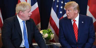 Trump kritisiert Johnsons Brexit-Deal