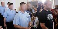 100 Jahre Haft für A4-Schlepper