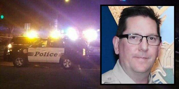 Amoklauf in US-Bar: Toter Polizist als Held gefeiert