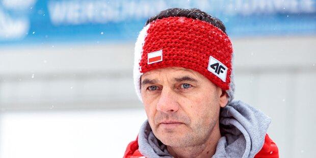 Horngacher neuer Trainer der Deutschen