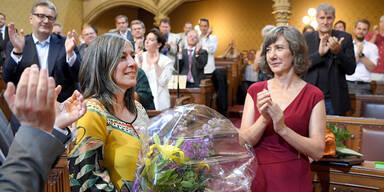 Wiener Gemeinderat: Hebein mit 54 Stimmen zur Stadträtin gewählt