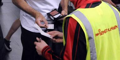 Wiener Linien Tickets Kontrolle