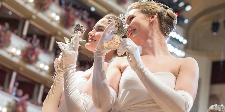 Erstmals Frauen-Paar bei Opernball-Eröffnung