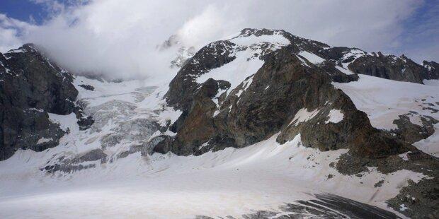 Dorf wegen drohenden Gletscherabbruchs geräumt