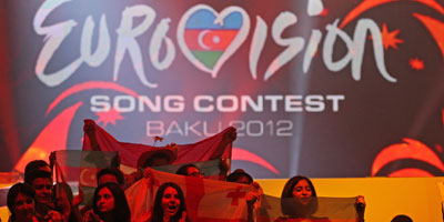 Song Contest 2012 in Baku