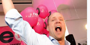 NEOS wollen mit SPÖ-ÖVP regieren