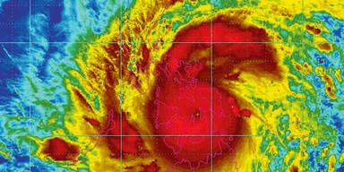 Philippinen: Horror-Sturm mit 380 km/h