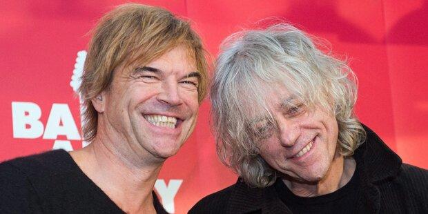 Geldof-Hit erstmals auf Deutsch