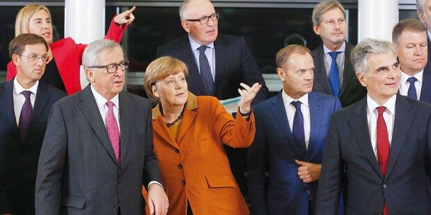 So will die EU Flüchtlingskrise beenden
