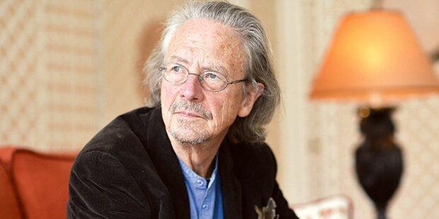 Peter Handke mit Dramatikerpreis geehrt