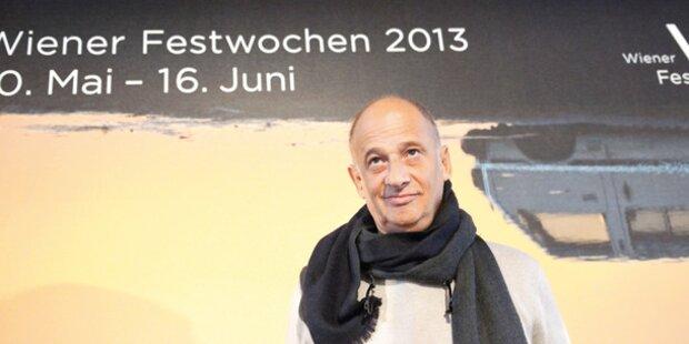 Wiener Festwochen: Ausblick auf 2013