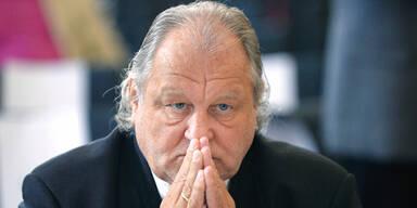 15 Monate Haft für Hannes Kartnig