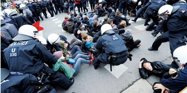 Video-Kameras für Einsatz-Polizisten