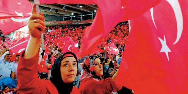Nach Eklat: Kurz redet Klartext mit Erdogan
