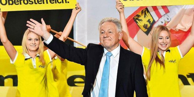 Countdown zur OÖ-Wahl
