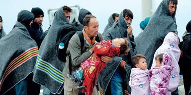"""ISIS-Kämpfer unter den Flüchtlingen"""
