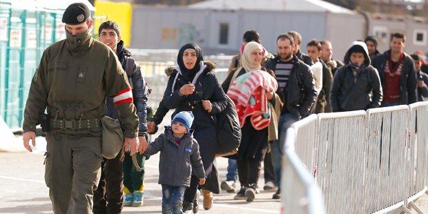 50.000 neue Syrien-Flüchtlinge