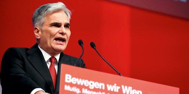 Polit-Thriller um SPÖ-Zukunft