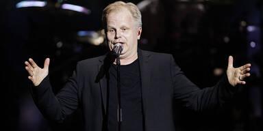 Herbert Grönemeyer gab Stadion-Show im Burgtheater