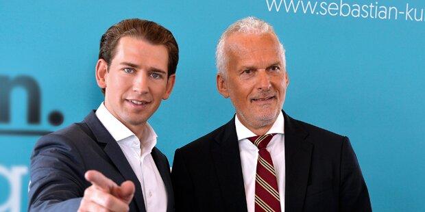 Kurz will mit Moser FPÖ demolieren