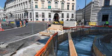 Anti-Terror-Mauer kostet 422.612 Euro