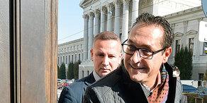 FPÖ-Vorstand tagt nach der Nationalratswahl