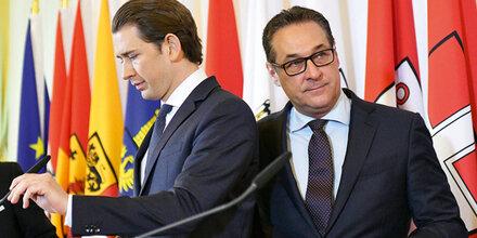 Strache: Shitstorm wegen CETA
