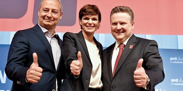 Rendi-Wagner steigt nun in EU-Wahlkampf ein