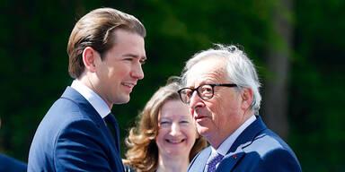 EU-Gipfel: Kurz auf Reform-Mission