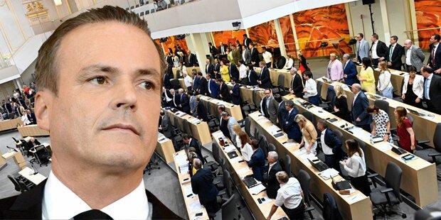 Parlamentsbeschlüsse kosten über 100 Mio. Euro