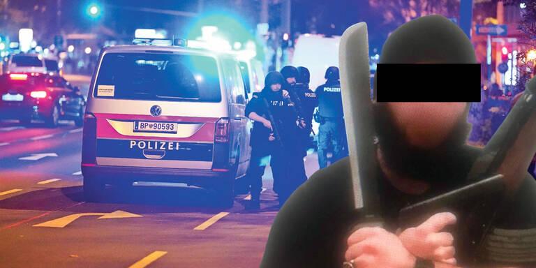 Anschlag in Wien: Neue Hinweise auf Islamisten-Netzwerk
