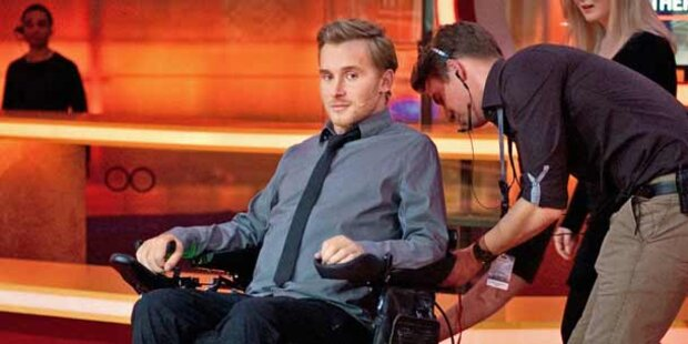 Samuels Leben im Rollstuhl