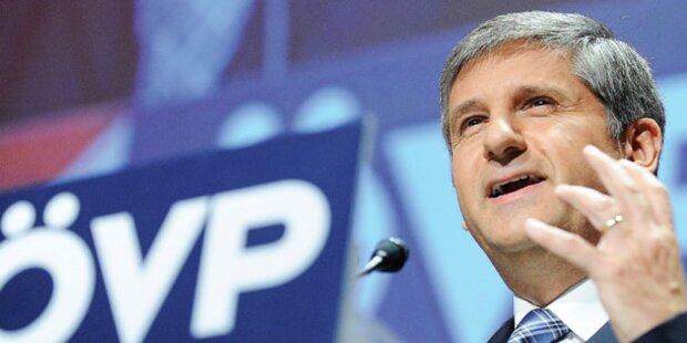 ÖVP startet Wahlkampf