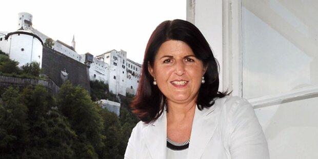 Präsidenten-Duell: Pröll gegen Burgstaller
