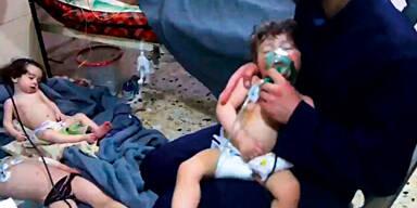Syrien Giftanschlag