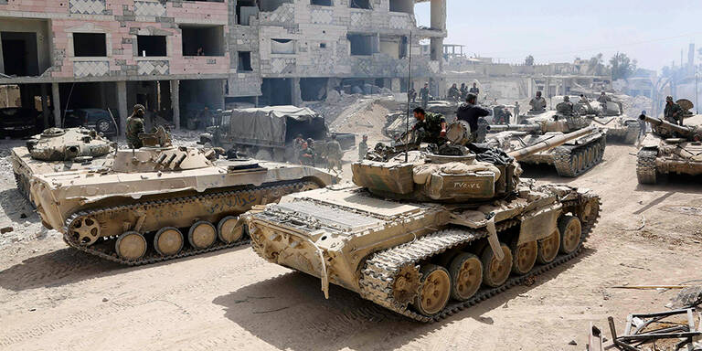 Hilfe für syrischen General belastet Führung des BVT