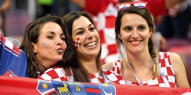 Am Sonntag sind wir fast alle Kroaten