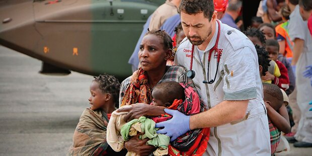 Helfer vor Ort: 'Jetzt drohen Todesseuchen'