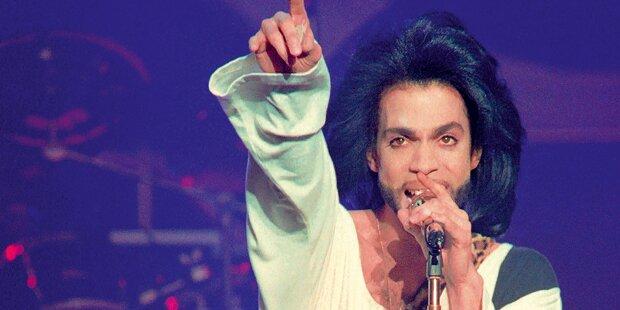 Prince: Überdosis nach Pillen-Kombi