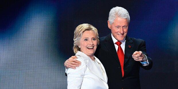 Jetzt muss Bill übernehmen