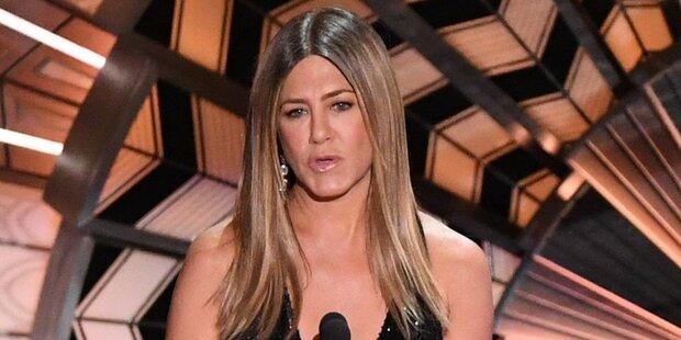 Aniston: Tränen für Bill Paxton (†)