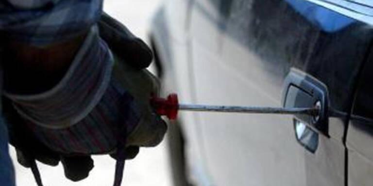15-jähriger Asylwerber in NÖ als Autoknacker ausgeforscht